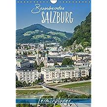 Bezauberndes SALZBURG / Terminplaner (Wandkalender 2019 DIN A4 hoch): Eine Reise durch die Zeit (Planer, 14 Seiten ) (CALVENDO Orte)