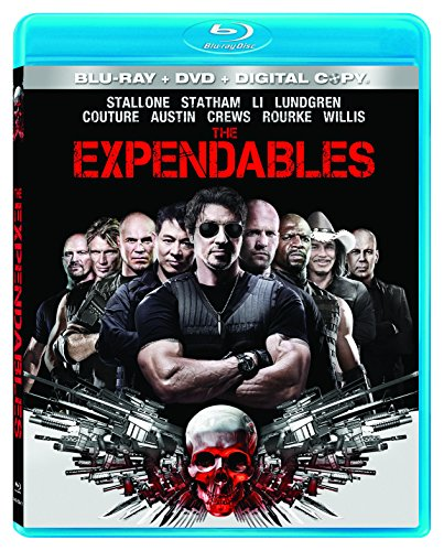 The Expendables [Blu-ray] [Import italien]