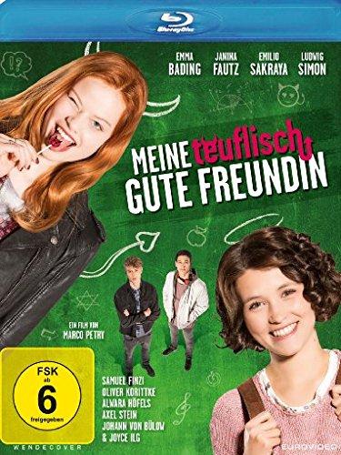Meine teuflisch gute Freundin [Blu-ray]