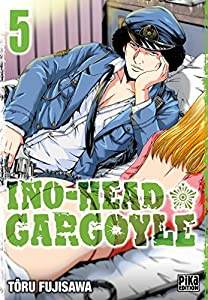 Ino-Head Gargoyle Edition simple Tome 5