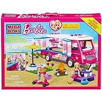 Mega Bloks Barbie Build-n-Play Luxe Camper