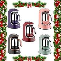 Korkmaz Kahvekolik Rosagold Otomatik Kahve Makinesi A860-02