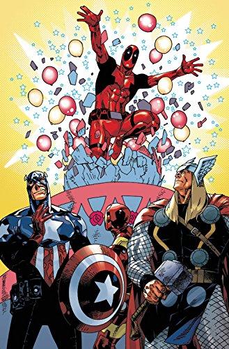 Deadpool by Daniel Way Omnibus Vol. 1