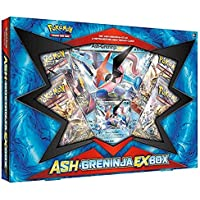 Pokemon TCG Ash-Greninja-EX Trading Card Box