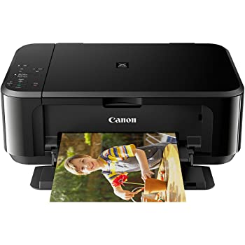 Canon Mp287 Colour Multifunction Inkjet Printer Matte Black