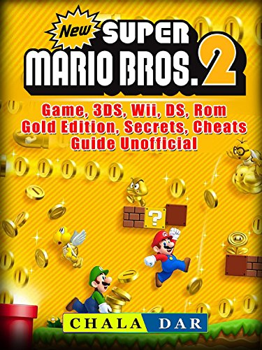 New Super Mario Bros 2 Game, 3DS, Wii, DS, Rom, Gold Edition