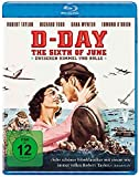 DVD Cover 'D-Day - The Sixth of June - Zwischen Himmel und Hölle [Blu-ray]