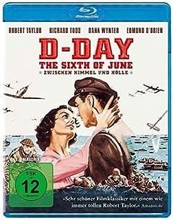 D-Day - The Sixth of June - Zwischen Himmel und Hölle [Blu-ray]
