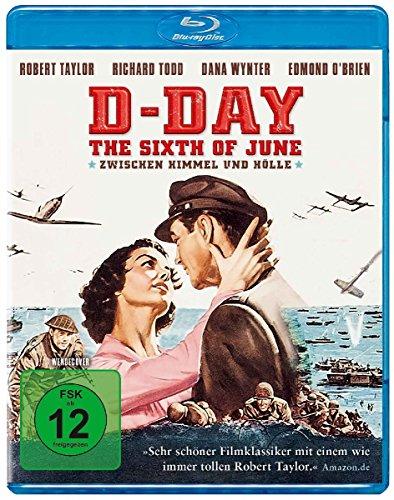 Bild von D-Day - The Sixth of June - Zwischen Himmel und Hölle [Blu-ray]