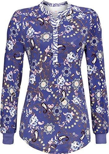 Bloomy - Magliette -  donna Blu fumé