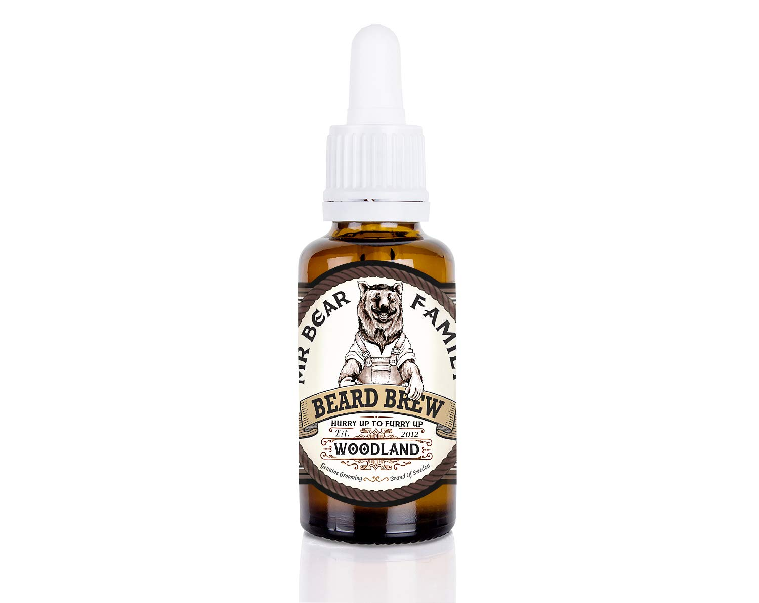 Mr. Bear Olio Per Barba 30ml