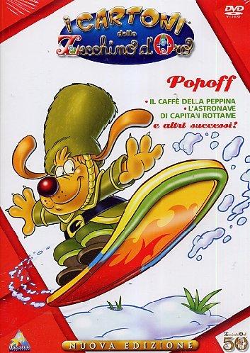I cartoni dello Zecchino d'Oro - PopoffVolume06 usato  Spedito ovunque in Italia