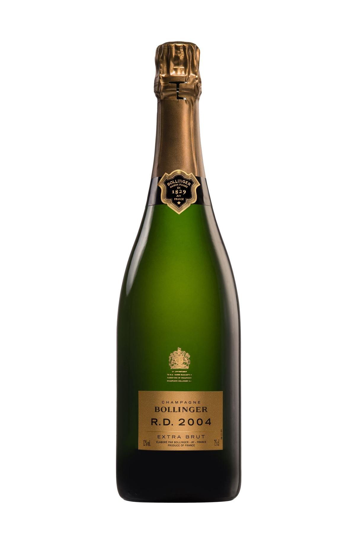 Bollinger RD Vintage 2004 Champagne 75cl