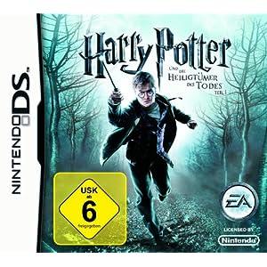 Harry Potter und die Heiligtümer des Todes – Teil 1 [Nintendo DS]