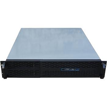 INTER TECH IPC Server 2U 88887105 Case 20255 (55 cm