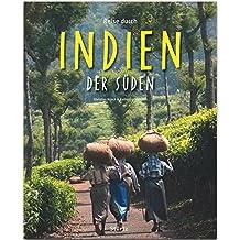 Reise durch Indien - Der Süden: Ein Bildband mit über 200 Bildern auf 140 Seiten - STÜRTZ Verlag