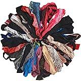 Nightaste varietà di Intimo Donna Multi-Pack Cotone T-Back Mutandine di Pizzo Tanga String Assortite