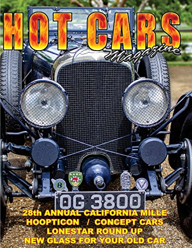 HOT CARS No. 35: The Nation's Hottest Motorsport Magazine!: Volume 3 por Roy R. Sorenson