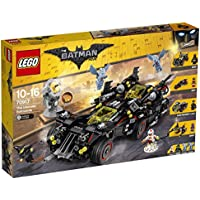 Lego 70917 The Batman Movie Das ultimative Batmobil, Batman Spielzeug