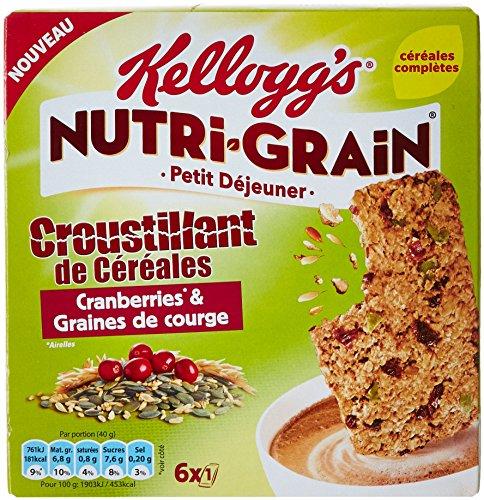kelloggs-biscuit-petit-dejeuner-nutri-grain-croustillant-cranberry-graines-courges240-g-lot-de-4