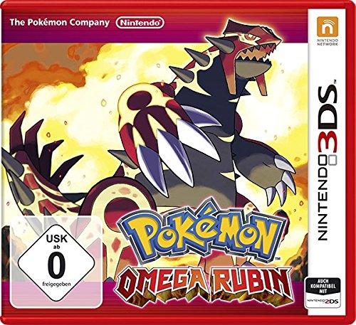 Pokemon Omega Rubin + Alpha Saphir