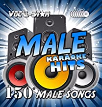 Vocal-Star Male Hits Karaoke Collection CDG CD+G Disc Pack 8 Discs - 150 Songs