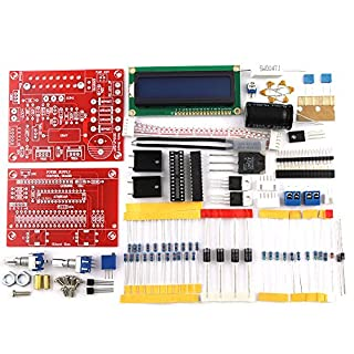KKmoon 0-28V 0.01-2A Adjustable DC Regulated Power Supply DIY Kit LCD Display Short-Circuit/Current-limiting Protection