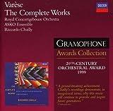 Edgar Varèse: The Complete Works