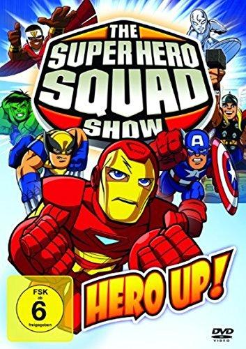 Vol. 1: Hero Up! (Episode 1-6)