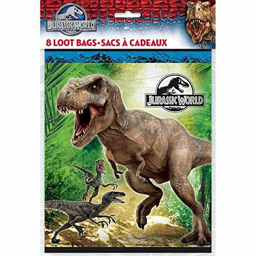 s Jurassic-World-Partyzubehör ()
