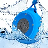 Trendsettings Best Quality Mini Waterproof Hanging Shower Speaker, Durable, Rugged & Portable Small