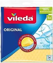 Vileda sponsdoek met hoge zuigkracht.