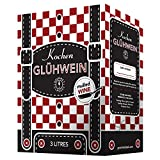 Gourmet Classic Mulled Cooking Wine 3ltrs