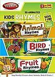 Pebbles 3D Kid Rhymes (Animal, Bird, Fru...