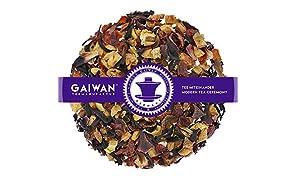 """Núm. 1268: Té de frutas """"Cereza Salvaje"""" - hojas sueltas - 250 g - GAIWAN® GERMANY - hibisco, manzana, rosa mosqueta, cerezas liofilizados"""