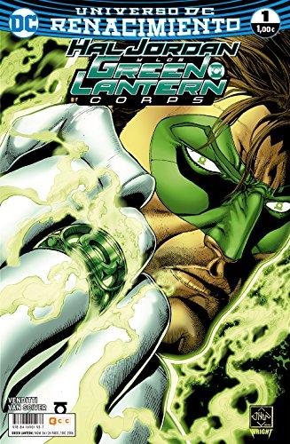 Green Lantern 56 / 1 (Renacimiento) (Green Lantern (Nuevo Universo DC))