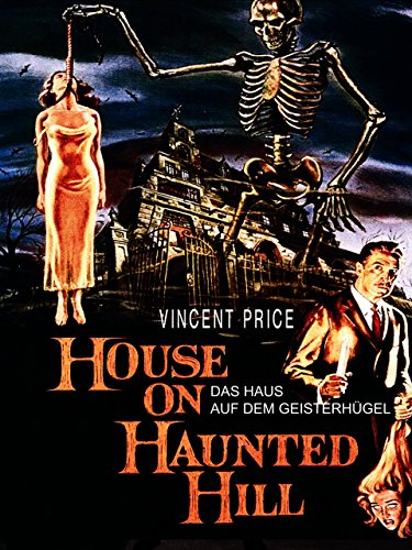 House on Haunted Hill (House Of Haunted Hill)