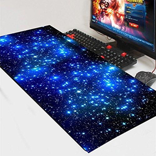 SODIAL Computerspiel Mauspad Gesaeuberte Schnittkanten von Mauspad PC Computer Laptop Mousepad Geeigenet fuer Apple MacBook CS GO Dota 2 LOL: - Dota 1