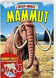 Skelett-Modell Mammut: Erlebnisbuch mit über 25 Zentimeter langem Modell zum Zusammenbauen! -