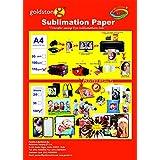 gocolor Dye Sublimation Transfer Paper 110 GSM A4 - 100 Sheets