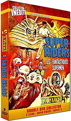 Coffret super riders et impact, vol. 5 [FR Import]