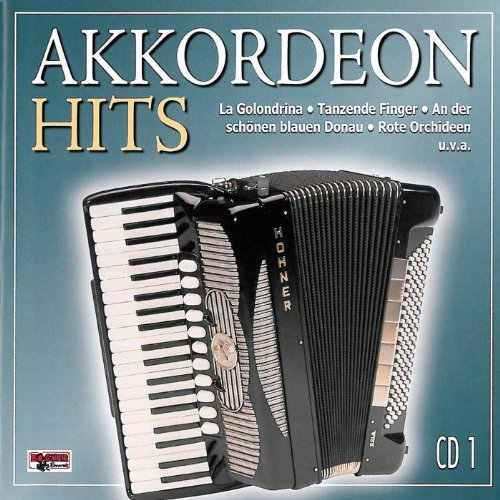 Akkordeon Hits - CD 1