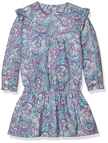 Neck & Neck Mädchen Umstands Strandkleid Vestido Tejido Niña-16I01115.76 Olivgrün (Verde Oliva 76), 10 Jahre (140 cm) (De Ninas Vestido)