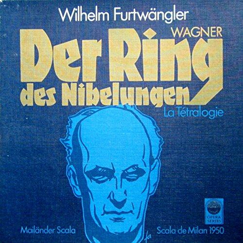 Nibelungen (La Tetralogie) (Mitschnitte aus dem Ring-Zyklus der Mailänder Scala 1950) [Vinyl Schallplatte] [11 LP Box-Set] ()