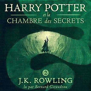 Harry Potter Et La Chambre Des Secrets 2 JK Rowling Bernard Giraudeau Pottermore From Amazonfr Livres