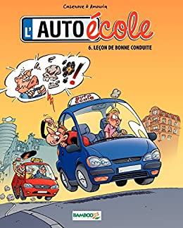 LAuto-École – tome 5 (French Edition)