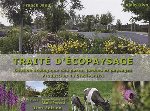 Trait d'copaysage : Gestion cologique des parcs, jardins et paysages