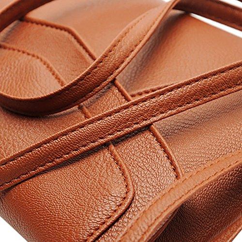 XY Fancy, Borsa a spalla donna marrone marrone, marrone (marrone) - RH#BB1010-1348-SNB13 marrone