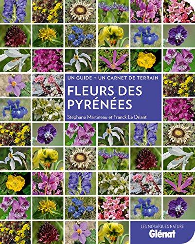 Fleurs des Pyrénées par Stéphane Martineau