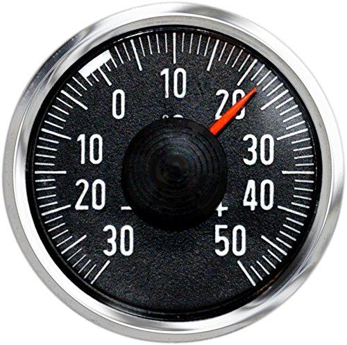 Preisvergleich Produktbild Auto Bimetall Thermometer 45 mm Magnet Halter RICHTER / HR Art. 3508